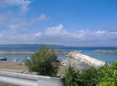 m久高島から本島0811020014.JPG